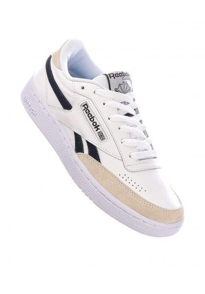 Reebok Alle Schuhe Club C Revenge ftwrwhite vorderansicht 0612551
