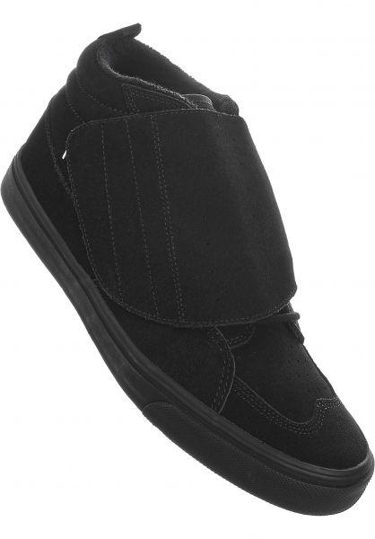 TITUS Alle Schuhe Iconic Hi black-black vorderansicht 0640111