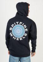 spitfire-hoodies-classic-87-swirl-navy-blue-white-vorderansicht-0445647