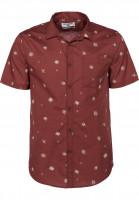 Billabong-Hemden-kurzarm-Sunday-Mini-rum-Vorderansicht