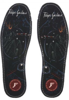 Footprint Insoles Kingfoam Flat Felipe Gustavo Illuminist