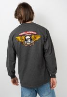 powell-peralta-longsleeves-winged-ripper-charcoal-heather-vorderansicht-0382829