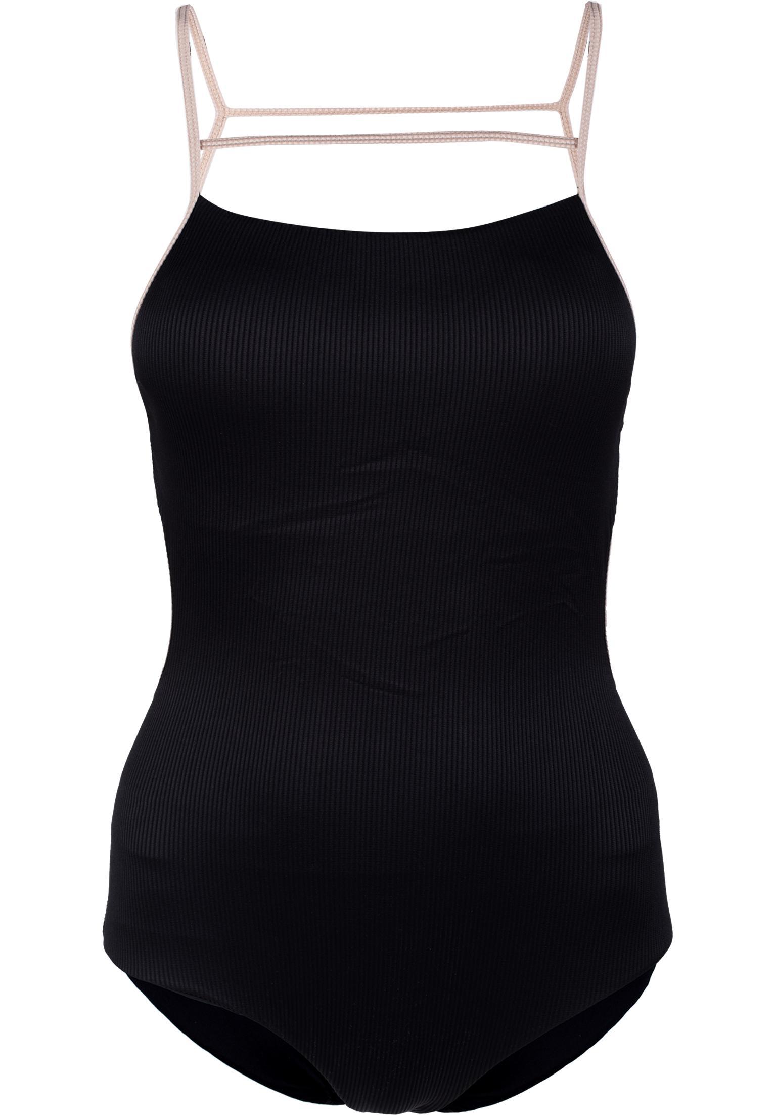 Frothy One Piece RVCA Beachwear in black for Women  b08705027