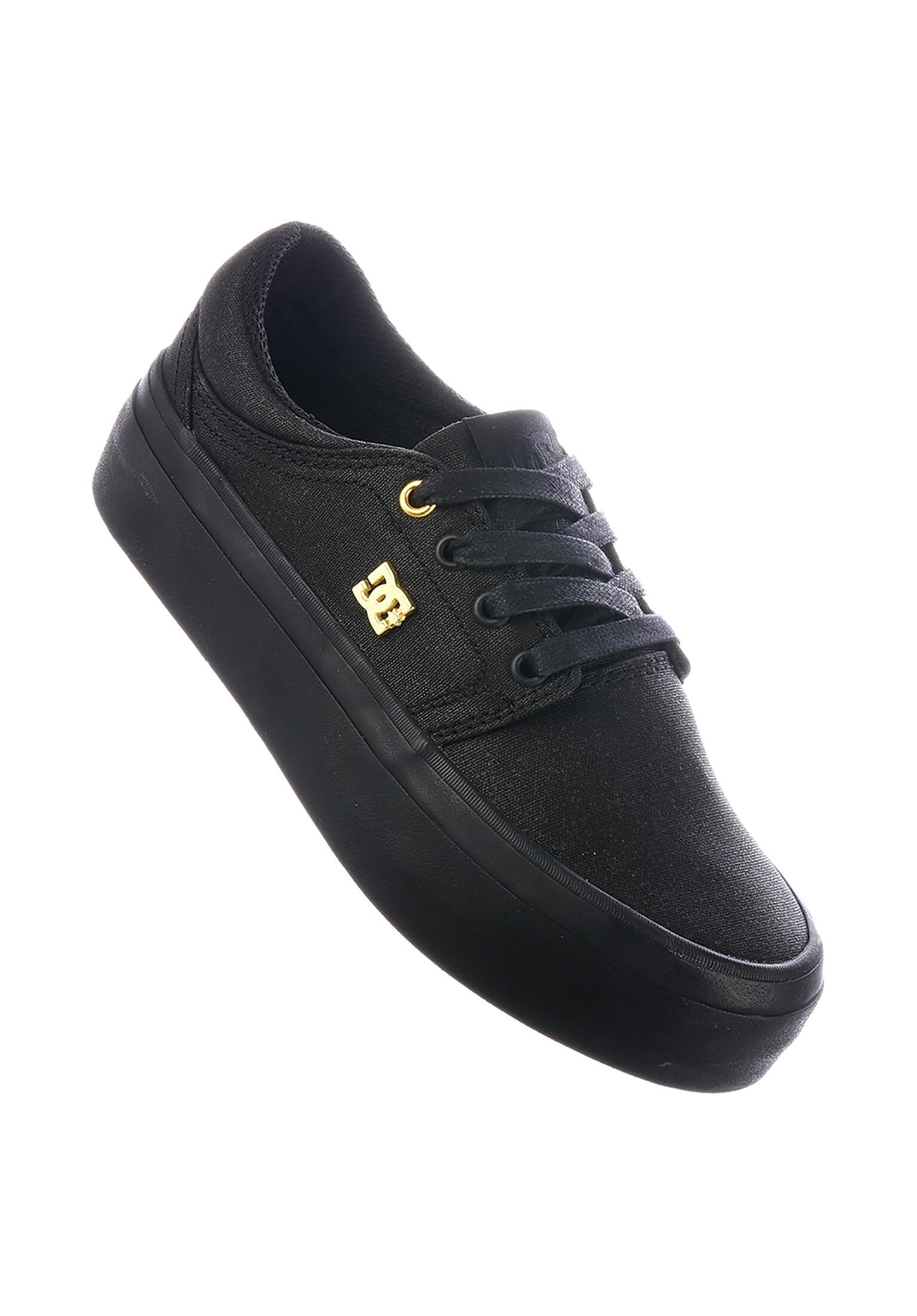 c69511ecb005 Trase Plattform TX SE DC Shoes Alle Schuhe in black-black für Damen | Titus
