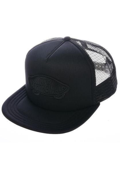 Vans Caps Classic Patch black-black vorderansicht 0562616
