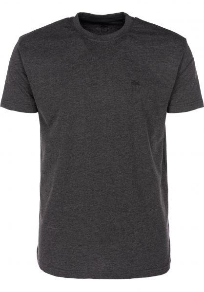 Mahagony T-Shirts Small T.O.L black vorderansicht 0399468