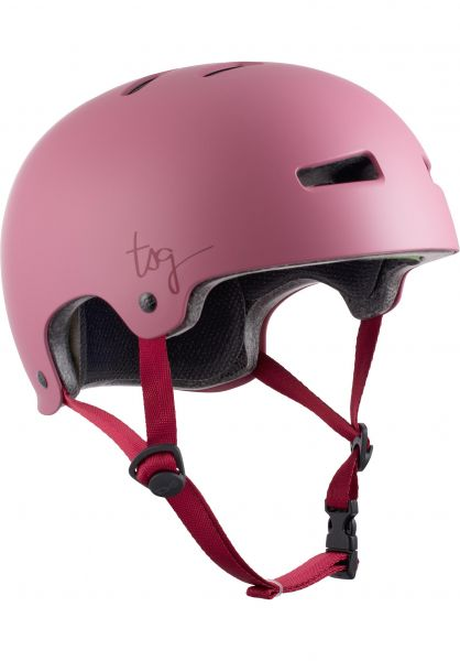 TSG Helme Evolution Women Solid Color satin sakura vorderansicht 0750102
