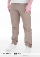 Carhartt WIP Chinos und Stoffhosen Skill Pant (Cortez) leather-rinsed Vorderansicht