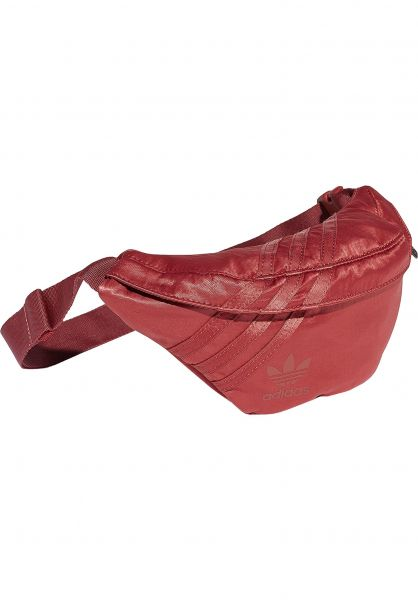 adidas Hip-Bags Waistbag legacyred vorderansicht 0169062