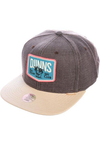 Djinns Caps 6P SB DNC Rough Canvas darkbrown vorderansicht 0566491