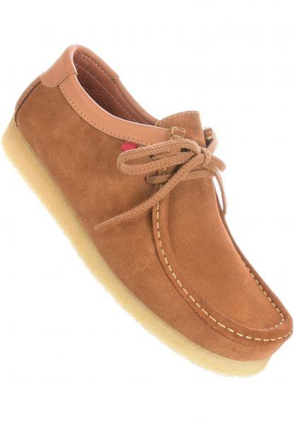 Djinns Alle Schuhe Genesis Low cognac vorderansicht 0604309