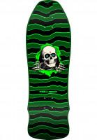 Powell-Peralta Skateboard Decks Gee Gah Ripper green Vorderansicht