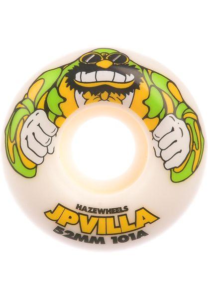 Haze Wheels Rollen Villa 10 Years Pro 101A white vorderansicht 0134875