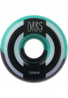 Orbs Rollen Apparitions Splits 99A teal-black Vorderansicht 0134390