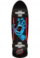 Santa-Cruz Cruiser komplett Screaming Hand 80`s natural Vorderansicht 0252465