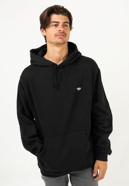 adidas-skateboarding Hoodies Mini Shmoo black-offwhite vorderansicht 0445539