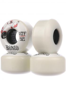 Bones Wheels ATF Seg Cross 80A