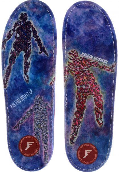 Footprint Insoles Einlegesohlen Gamechangers Hoefler Hidetoshi Yamada blue vorderansicht 0249103