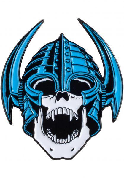 Powell-Peralta Verschiedenes Welinder Lapel Pin blue vorderansicht 0972361