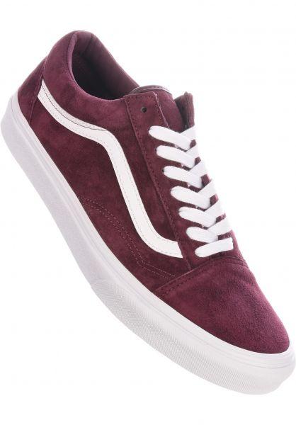 Vans Alle Schuhe Old Skool portroyale-truewhite vorderansicht 0601244