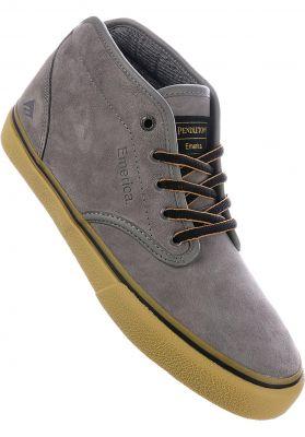 Motley Mid Fur Globe Alle Schuhe in brown-gum-fur für Herren  b84c1f9b4
