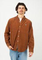 carhartt-wip-hemden-langarm-madison-cord-shirt-rum-bondi-vorderansicht-0411946