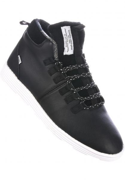 Djinns Alle Schuhe Trek High Light black Vorderansicht