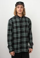 vans-hemden-langarm-westminster-black-vorderansicht-0411982