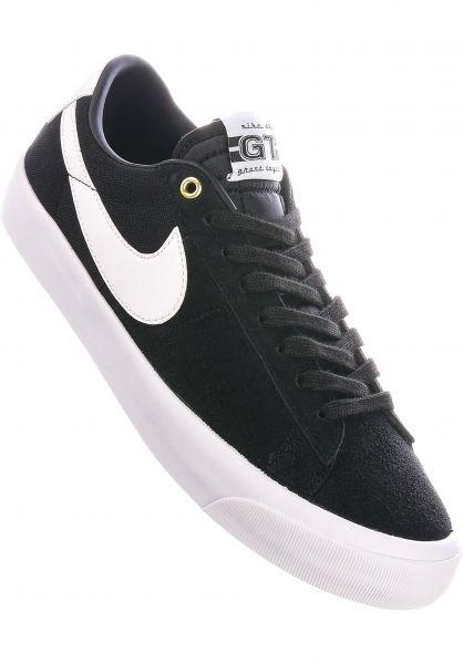 Nike SB Alle Schuhe Blazer Low Pro GT black-white vorderansicht 0604956