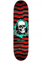 powell-peralta-skateboard-decks-ripper-popsicle-k12-112-red-vorderansicht-0266621