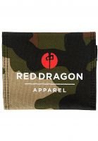 Red-Dragon Portemonnaie Point Velcro camo Vorderansicht