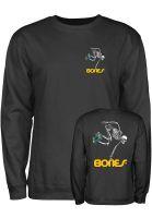 powell-peralta-sweatshirts-und-pullover-skateboard-skeleton-black-vorderansicht-0422764