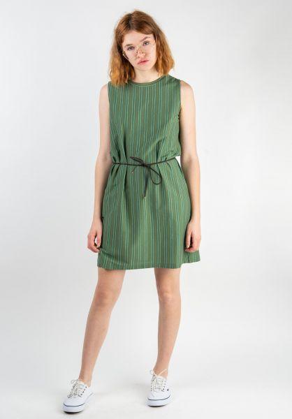 Forvert Kleider Lilly green-multi vorderansicht 0801469