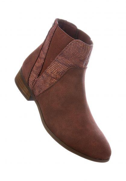 Roxy Alle Schuhe Linn brown Vorderansicht