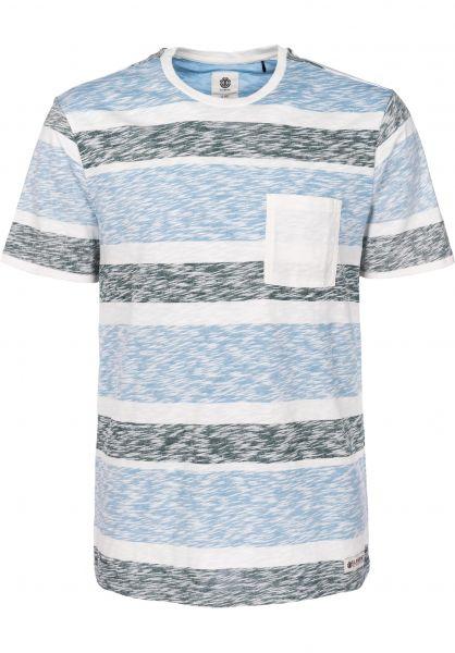 Element T-Shirts Ganty niagara Vorderansicht