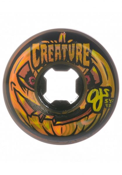 OJ Wheels Rollen Pumpkin Head Bloodsuckers 97A orange vorderansicht 0134897