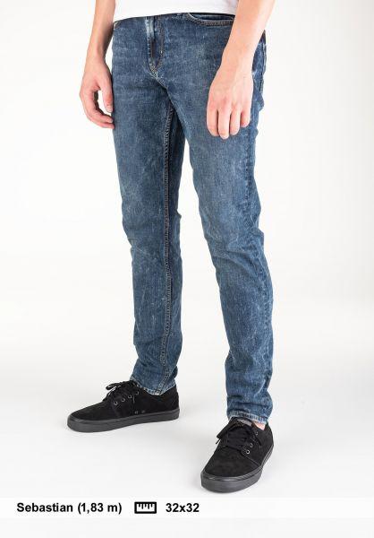 Reell Jeans Spider premiummidwash Vorderansicht