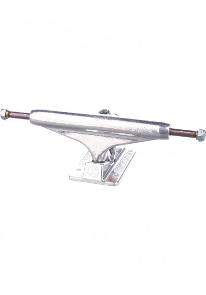 Independent Achsen 149 Stage 11 Forged Titanium silver Vorderansicht