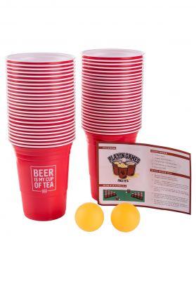 TITUS Beer Pong Set Cup of Tea | 50 Cups