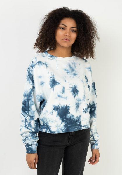 TITUS Sweatshirts und Pullover Alice blue-batik vorderansicht 0422943