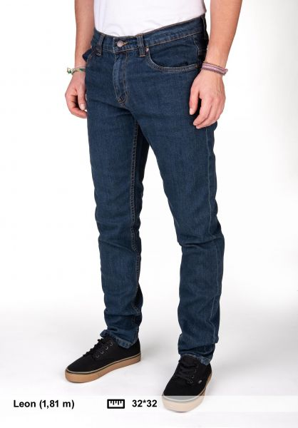 TITUS Jeans Taper Fit rawblue-denim vorderansicht 0540982