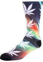 HUF Socken Plantlife All The Lights green vorderansicht 0631629