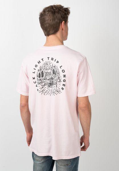 Roark T-Shirts Pack Light pink vorderansicht 0322114