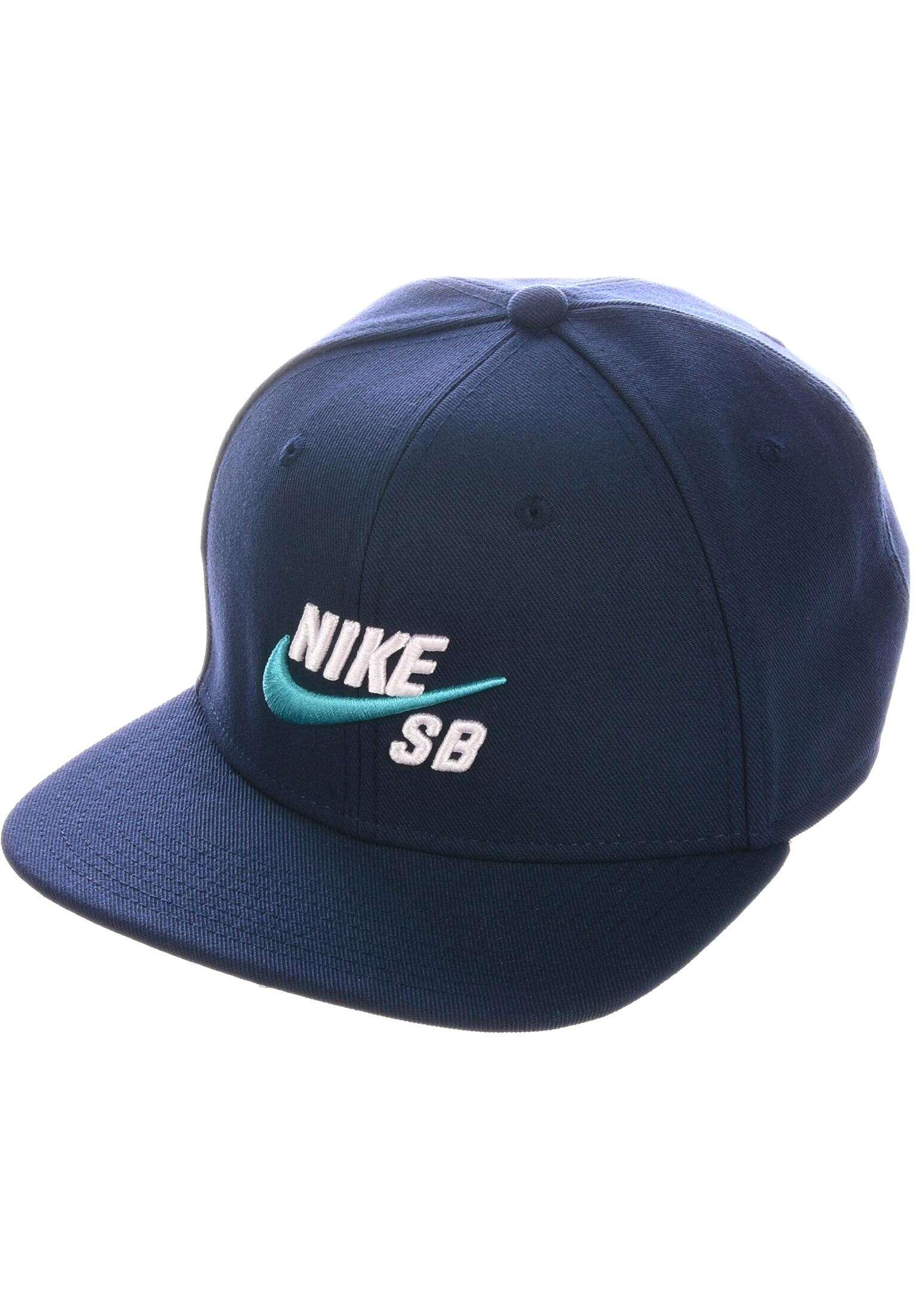 Buy NIKE SB Snapback Cap Icon dark obsidiandark obsidian