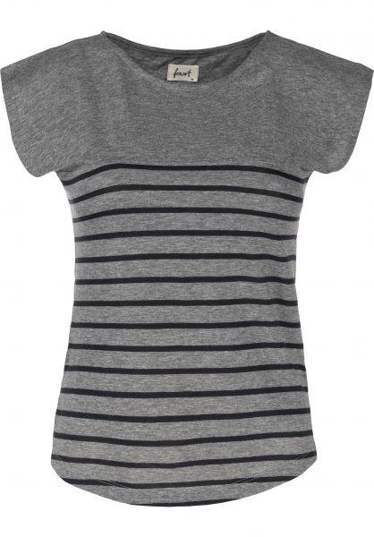Forvert T-Shirts Citrus blue-allover unteransicht 0395246