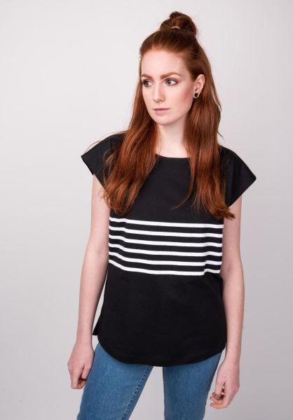 Forvert T-Shirts Molona black vorderansicht 0398609