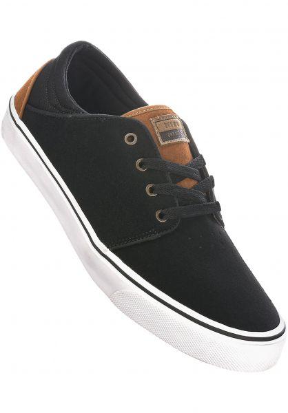 TITUS Alle Schuhe Hudson black-brown-brown-white vorderansicht 0604301