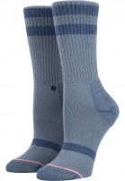 Stance Socken Classic Uncommon blue Vorderansicht