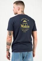 makia-t-shirts-x-rapala-angler-darkblue-vorderansicht-0323253