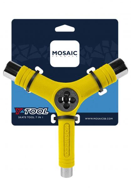 Mosaic Skate-Tools Y-Tool yellow vorderansicht 0198070